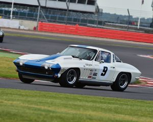 CM9 4990 Craig Davies, Chevrolet Corvette Stingray