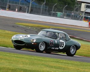 CM9 5078 Steve Soper, Andrew Smith, Jaguar E-Type