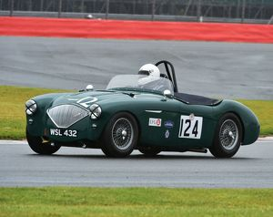 CM9 5602 Jim Campbell, Austin Healey 100-4