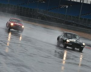 David Hall, Michael O'Shea, Jaguar E-Type S1, SSL 366, Andrew Lawley, Tom Smith