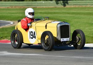 Nick Haywood-Cook, Austin 7 Ulster