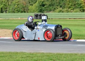 Paul Lawrence, Austin 7 Ulster Special,
