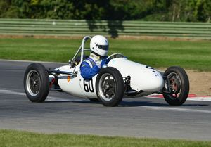 Simon Hewes, Cooper Mk 8, F3 (500) racing cars