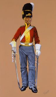 Royal Scots Greys - Trumpeter