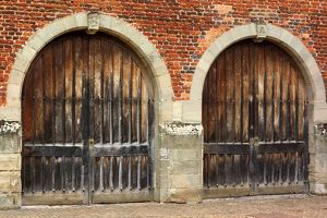 16th Century Stable Doors A.D