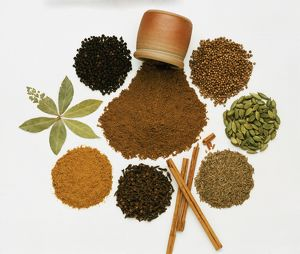Constituents of Garam Masala