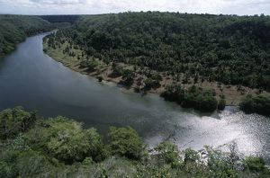 Dominican Republic, Eastern National Park, Chavon River