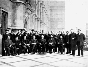 First Parliamentary Labour (Socialist) Party gathered