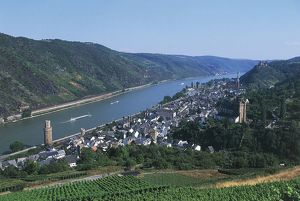 world heritage/people/germany middle rhine valley unesco world heritage