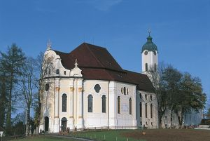 world heritage/germany wies pilgrimage church unesco world