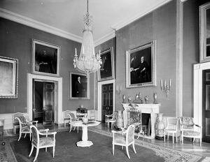 The Green Room (The White House) 1904 A.D.
