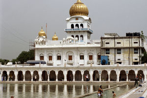 Gurdwara Bangla Sahib sikh temple