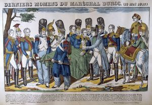 history/french/hours marshal duroc 23 may 1813 fatally wounded