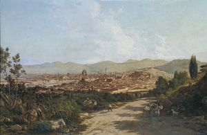 Italy, Florence, second half of 1800s