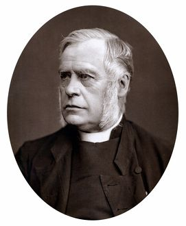 James Atlay (1817-1894) English cleric. Bishop of Hereford 1868-1894