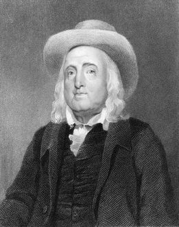 Jeremy Bentham (1748-1832) English social reformer and philosopher (Utilitarianism)