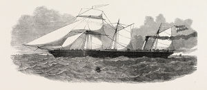 The London And Rotterdam Screw Steamer