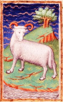 March, Astrological sign of Aries, Ram
