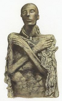 Mummy of King Seti I