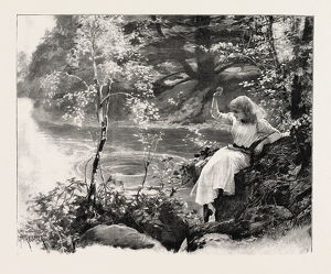 The Nymph Of The Eddy