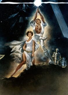 Poster for 'Star Wars'
