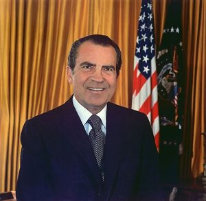 Richard Milhouse Nixon (1913-1994) 37th President of the United States of America