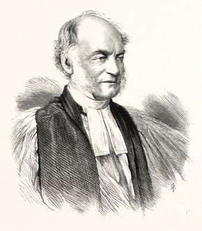 THE RIGHT REV. DR. MOBERLY, BISHOP OF SALISBURY, 1869
