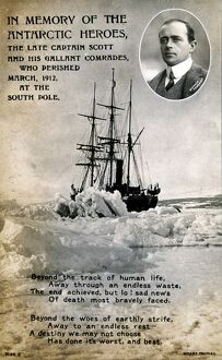 history/robert falcon scott 1868 1912 english antarctic
