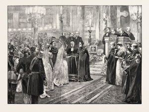 The Royal Marriage At Berlin