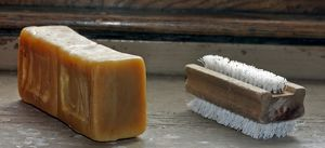 Selection of 16th Century Soaps A.D.