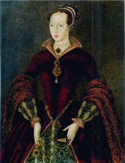 The Streatham Portrait of Lady Jane Grey: Painting on panel 1590s