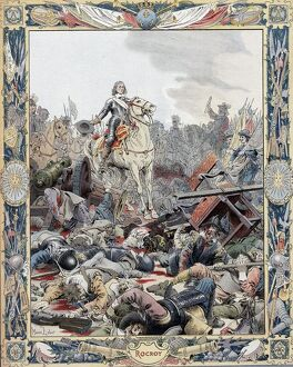 Thirty Years War: Battle of Rocroi (Rocroy)