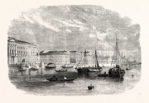 THE UNIVERSITY OF ST. PETERSBURG, 1861