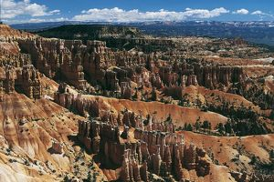 USA, Utah, Bryce Canyon National Park, Sunset Point