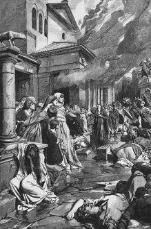 The Vandals in Rome. The Vandals were an East Germanic tribe that entered the late