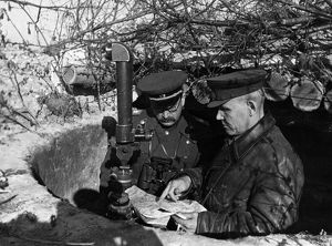 World war 2, marshal of the soviet union, ivan konev (konyev), commander of the troops