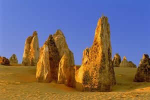 Australia, Western Australia, Nambung National Park, The Pinnacles