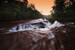 Eliott Falls Cape York Qld
