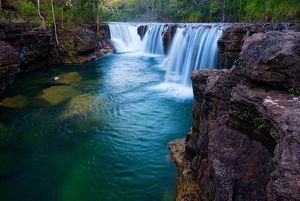 Elliott Falls Cape York QLD