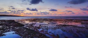 Finucane Island Sunset, Port Hedland