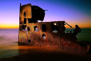 Gayundah Shipwreck, Woody Point