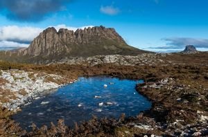 Icy Cradle Mountain