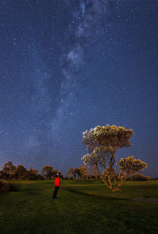 Milky way in Australia