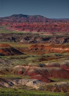 Painted Desert, Arizona, south western United States of America