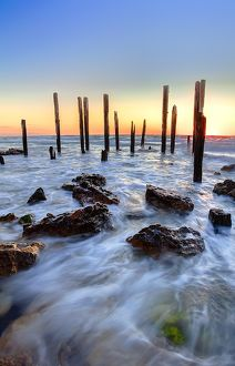 Pole's of Pt Willunga Jetty