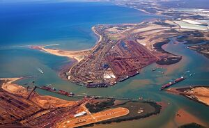 Above Port Hedland