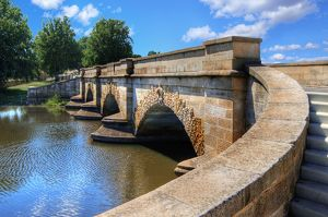 Ross Bridge, Ross, Central Tasmania, Australia