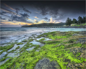 Scenically beautiful and a world heritage designated location, Lord Howe Island lies