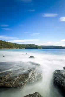 Shifting clouds | Fortescue Bay | Tasmania