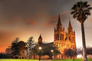 St Peter's Cathedral, Adelaide, South Australia